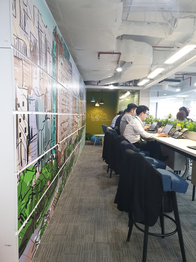 Bên trong văn phòng mở 360 độ tại Tp.HCM - Ảnh 4.