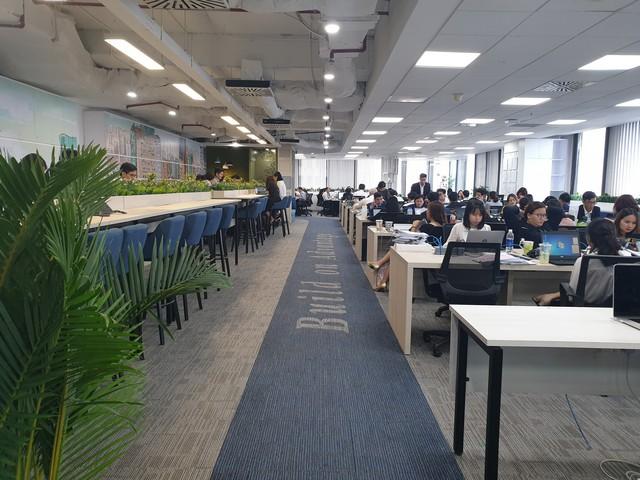 Bên trong văn phòng mở 360 độ tại Tp.HCM - Ảnh 7.