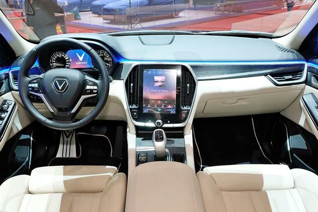 VinFast trình làng mẫu SUV Lux phiên bản đặc biệt tại Geneva Motor Show - Ảnh 5.