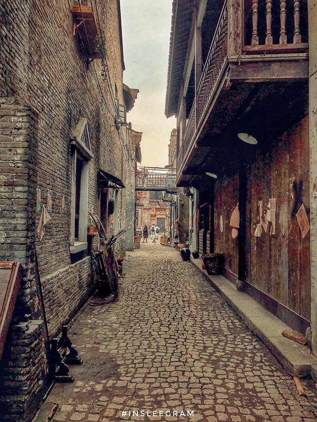 Tham quan phim trường lớn nhất Thượng Hải: Tân Dòng Sông Ly Biệt và 1 loạt tác phẩm nổi tiếng đều quay ở đây - Ảnh 2.