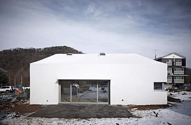 Ngắm ngôi nhà đa thế hệ được thiết kế thông minh lại tiết kiệm chi phí, chiều lòng tất cả các thành viên trong gia đình ở Hàn Quốc - Ảnh 1.