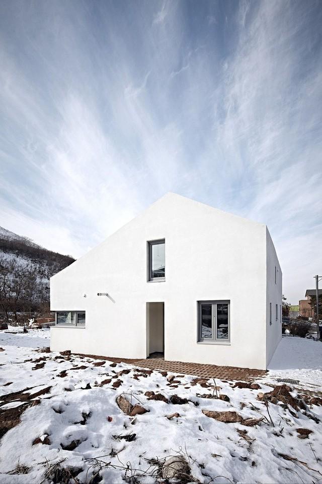 Ngắm ngôi nhà đa thế hệ được thiết kế thông minh lại tiết kiệm chi phí, chiều lòng tất cả các thành viên trong gia đình ở Hàn Quốc - Ảnh 2.