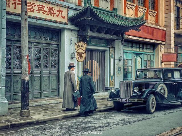 Tham quan phim trường lớn nhất Thượng Hải: Tân Dòng Sông Ly Biệt và 1 loạt tác phẩm nổi tiếng đều quay ở đây - Ảnh 12.