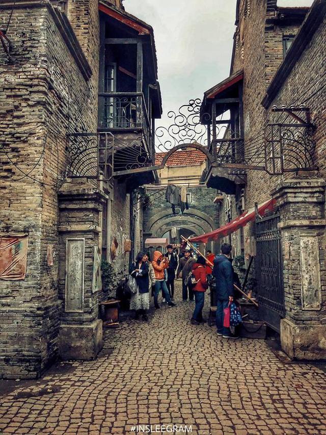 Tham quan phim trường lớn nhất Thượng Hải: Tân Dòng Sông Ly Biệt và 1 loạt tác phẩm nổi tiếng đều quay ở đây - Ảnh 14.