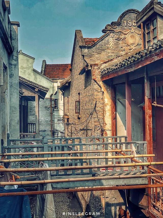 Tham quan phim trường lớn nhất Thượng Hải: Tân Dòng Sông Ly Biệt và 1 loạt tác phẩm nổi tiếng đều quay ở đây - Ảnh 18.
