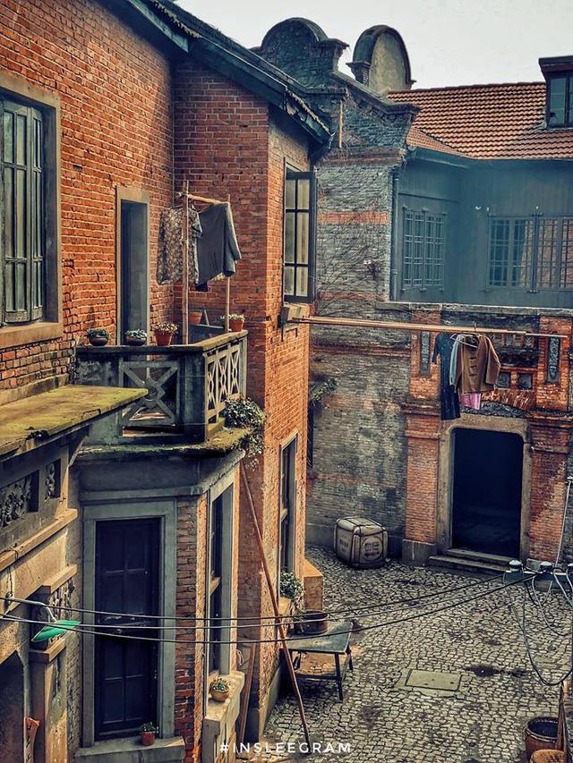 Tham quan phim trường lớn nhất Thượng Hải: Tân Dòng Sông Ly Biệt và 1 loạt tác phẩm nổi tiếng đều quay ở đây - Ảnh 19.