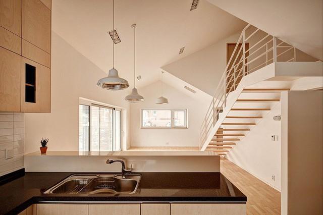 Ngắm ngôi nhà đa thế hệ được thiết kế thông minh lại tiết kiệm chi phí, chiều lòng tất cả các thành viên trong gia đình ở Hàn Quốc - Ảnh 3.