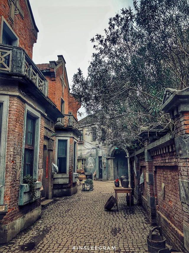 Tham quan phim trường lớn nhất Thượng Hải: Tân Dòng Sông Ly Biệt và 1 loạt tác phẩm nổi tiếng đều quay ở đây - Ảnh 23.