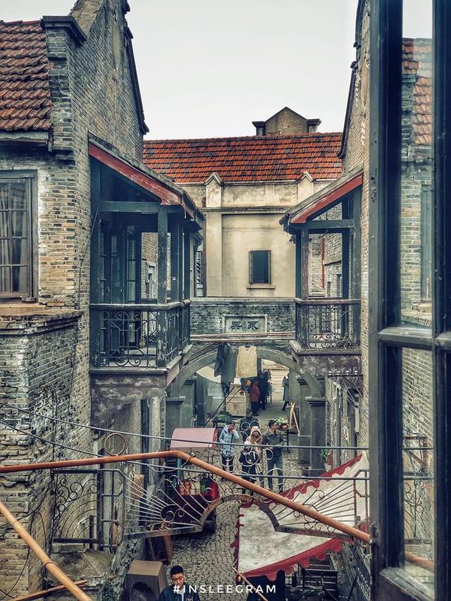 Tham quan phim trường lớn nhất Thượng Hải: Tân Dòng Sông Ly Biệt và 1 loạt tác phẩm nổi tiếng đều quay ở đây - Ảnh 25.