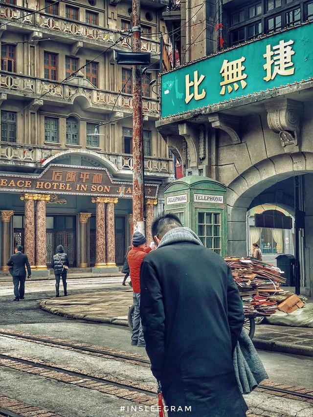 Tham quan phim trường lớn nhất Thượng Hải: Tân Dòng Sông Ly Biệt và 1 loạt tác phẩm nổi tiếng đều quay ở đây - Ảnh 26.