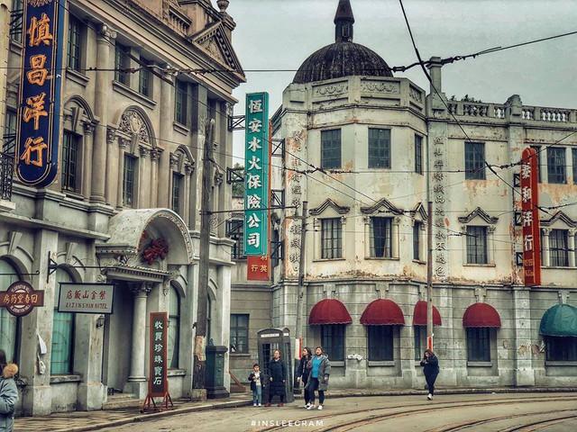Tham quan phim trường lớn nhất Thượng Hải: Tân Dòng Sông Ly Biệt và 1 loạt tác phẩm nổi tiếng đều quay ở đây - Ảnh 28.