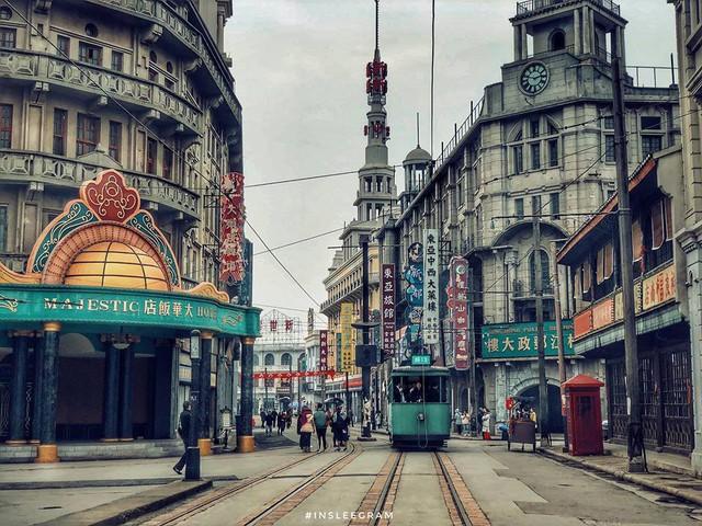 Tham quan phim trường lớn nhất Thượng Hải: Tân Dòng Sông Ly Biệt và 1 loạt tác phẩm nổi tiếng đều quay ở đây - Ảnh 29.