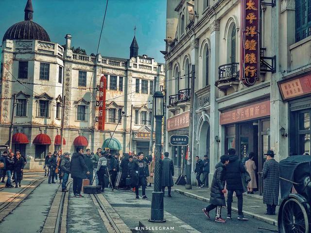 Tham quan phim trường lớn nhất Thượng Hải: Tân Dòng Sông Ly Biệt và 1 loạt tác phẩm nổi tiếng đều quay ở đây - Ảnh 32.