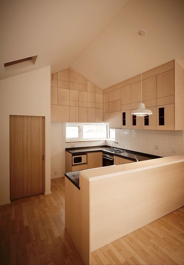Ngắm ngôi nhà đa thế hệ được thiết kế thông minh lại tiết kiệm chi phí, chiều lòng tất cả các thành viên trong gia đình ở Hàn Quốc - Ảnh 6.