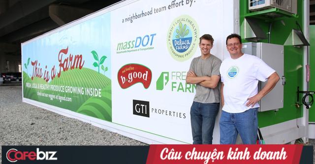 Freight Farms và công nghệ trồng rau tương lai: Không đất, không hóa chất, bất chấp thời tiết, hiệu quả gấp 80 lần và thu về 39.000 USD mỗi container - Ảnh 7.