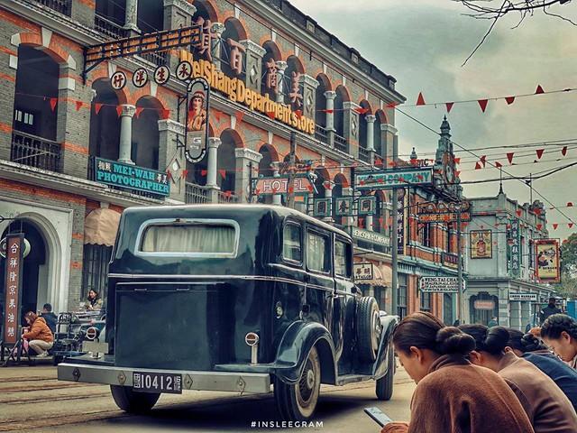Tham quan phim trường lớn nhất Thượng Hải: Tân Dòng Sông Ly Biệt và 1 loạt tác phẩm nổi tiếng đều quay ở đây - Ảnh 7.