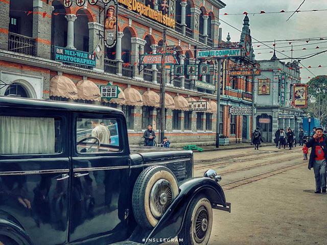 Tham quan phim trường lớn nhất Thượng Hải: Tân Dòng Sông Ly Biệt và 1 loạt tác phẩm nổi tiếng đều quay ở đây - Ảnh 9.
