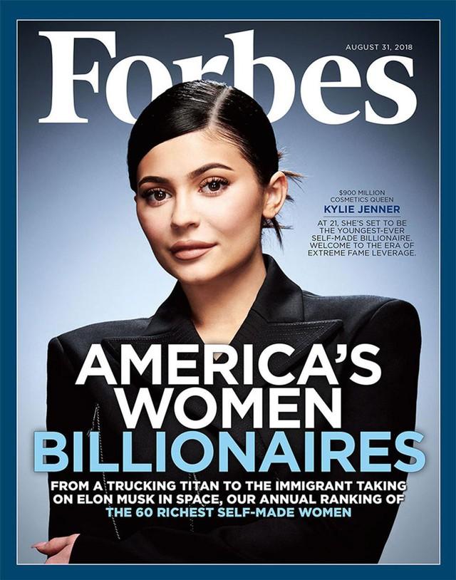 Kylie Jenner, em gái cô Kim siêu vòng 3, nữ tỷ phú tự thân trẻ nhất mọi thời đại của Forbes: Năm 30 tuổi tôi muốn có gia đình nhỏ, cùng về quê nuôi gà - Ảnh 3.