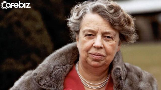 Chân dung người phụ nữ hướng nội quyền lực nhất nước Mỹ: Eleanor Roosevelt - Đệ nhất Phu nhân dám bước ra khỏi vỏ ốc để làm nên những điều kì diệu - Ảnh 3.