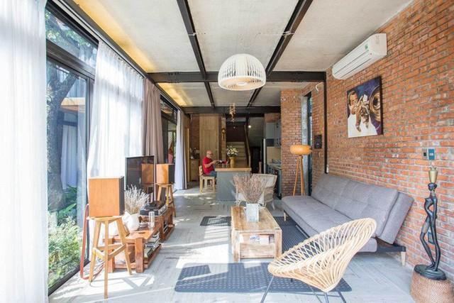 Kiến trúc sư kể chuyện xây 2 căn biệt thự liền kề ở Đà Nẵng cho đôi bạn thân từ trẻ sống cạnh nhau đến cuối đời - Ảnh 6.