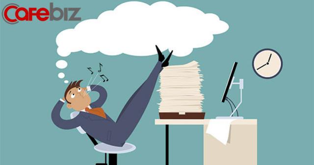 Thói quen trì hoãn nhào nặn nên những kẻ lười biếng: 5 bước giúp bạn từ vị trí dự bị trở thành con Át chủ bài chốn công sở - Ảnh 1.