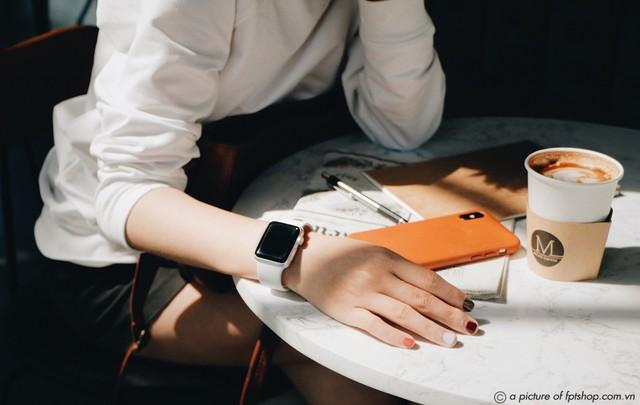 Những lý do bạn nên mua Apple Watch ngay hôm nay - Ảnh 2.
