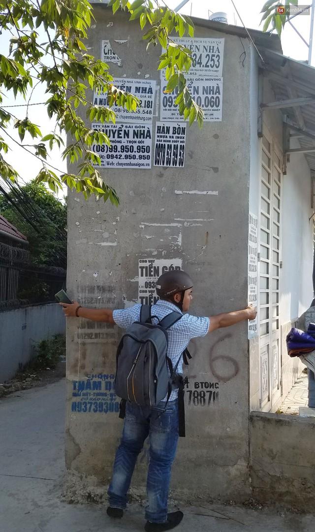 Cuộc sống bên trong những căn nhà siêu mỏng ở Sài Gòn, chiều ngang còn ngắn hơn sải tay người lớn - Ảnh 7.