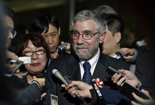 Paul Krugman: Người đàn ông Do Thái tiên đoán chính xác kinh tế thế giới dù vẫn ngồi nhà, ẵm luôn cả giải Nobel - Ảnh 4.