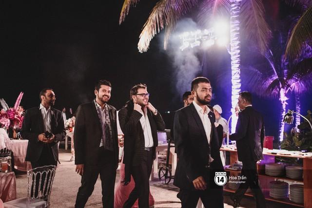 Cặp đôi tỷ phú Ấn Độ lộng lẫy cùng các khách mời đại gia vào đêm tiệc Pink Party đầu tiên ở Phú Quốc - Ảnh 12.
