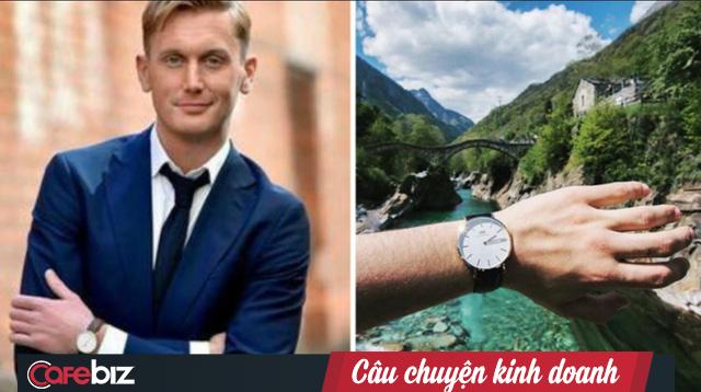 """Mẫu mã và công nghệ """"tầm thường"""", chỉ dựa vào Instagram, đồng hồ Daniel Wellington trở thành thế lực thời trang nhờ chiến lược marketing 0 đồng - Ảnh 2."""