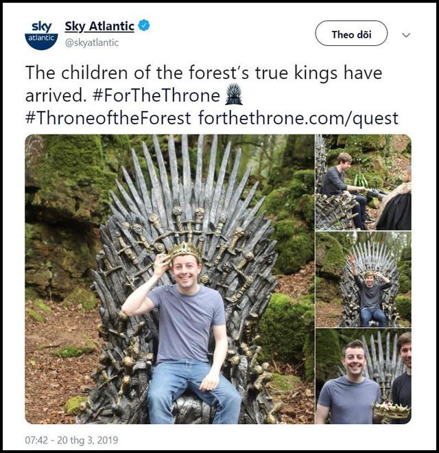 Nhà không có gì ngoài điều kiện, Game of Thrones chơi trò giấu ghế khắp địa cầu, fan khuyên: Đừng đặt ở Việt Nam! - Ảnh 9.