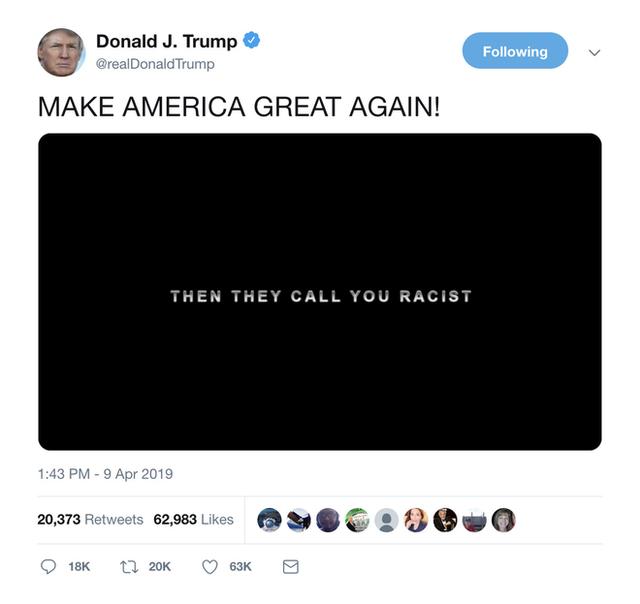 Twitter xóa video của Tổng thống Donald Trump vì vi phạm bản quyền nhạc phim The Dark Knight Rises - Ảnh 1.