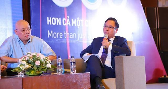 """TS. Võ Trí Thành: """"Cái hay nhất của hàng không Việt Nam là đang rất cạnh tranh"""" - Ảnh 1."""