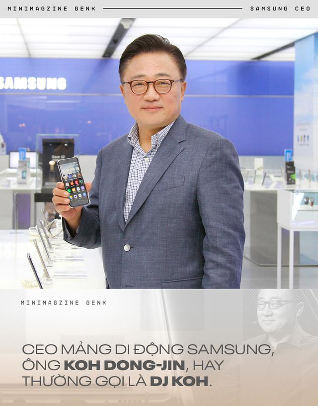 CEO Samsung tái khẳng định công ty sẽ giữ ngôi vương di động thêm 10 năm nữa - Ảnh 2.
