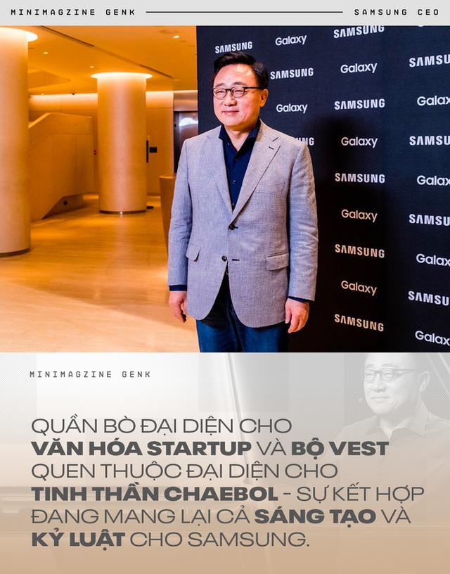 CEO Samsung tái khẳng định công ty sẽ giữ ngôi vương di động thêm 10 năm nữa - Ảnh 6.