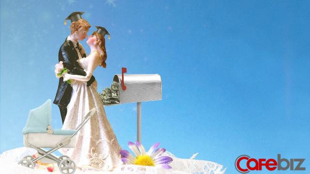 Kinh tế học hôn nhân: Vì sao phụ nữ ít được yêu hơn sau khi cưới? - Ảnh 2.