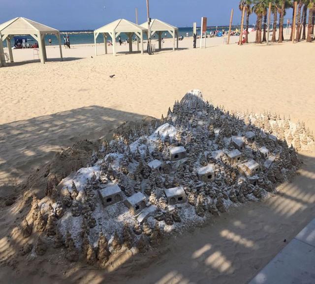 Chùm ảnh: Những tác phẩm nghệ thuật siêu thực nhất của tạo hóa mà con người từng tìm thấy được trên bãi biển - Ảnh 15.