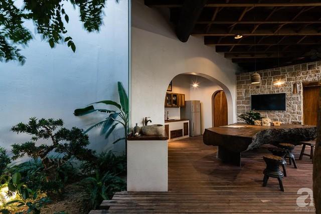 Ngôi nhà gỗ mang hơi thở đồng bằng Bắc Bộ tách biệt tiếng ồn, khói bụi dù xây giữa lòng thành phố Nha Trang - Ảnh 18.