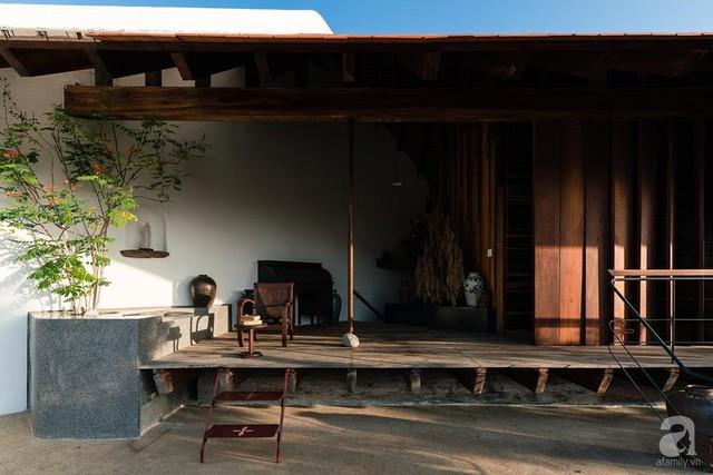 Ngôi nhà gỗ mang hơi thở đồng bằng Bắc Bộ tách biệt tiếng ồn, khói bụi dù xây giữa lòng thành phố Nha Trang - Ảnh 22.