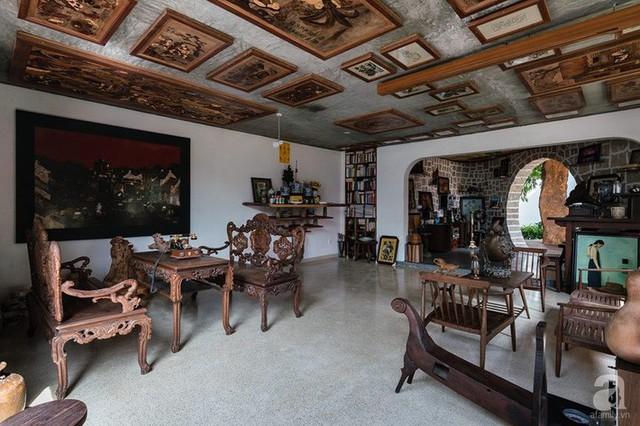 Ngôi nhà gỗ mang hơi thở đồng bằng Bắc Bộ tách biệt tiếng ồn, khói bụi dù xây giữa lòng thành phố Nha Trang - Ảnh 28.