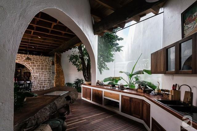 Ngôi nhà gỗ mang hơi thở đồng bằng Bắc Bộ tách biệt tiếng ồn, khói bụi dù xây giữa lòng thành phố Nha Trang - Ảnh 31.