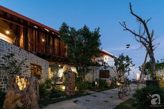 Ngôi nhà gỗ mang hơi thở đồng bằng Bắc Bộ tách biệt tiếng ồn, khói bụi dù xây giữa lòng thành phố Nha Trang - Ảnh 40.