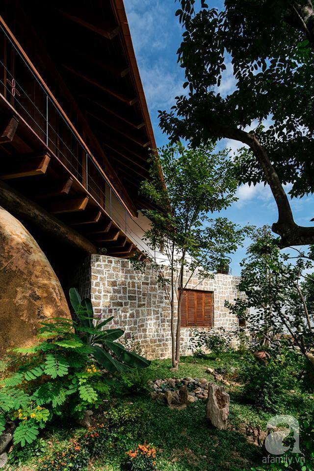 Ngôi nhà gỗ mang hơi thở đồng bằng Bắc Bộ tách biệt tiếng ồn, khói bụi dù xây giữa lòng thành phố Nha Trang - Ảnh 41.