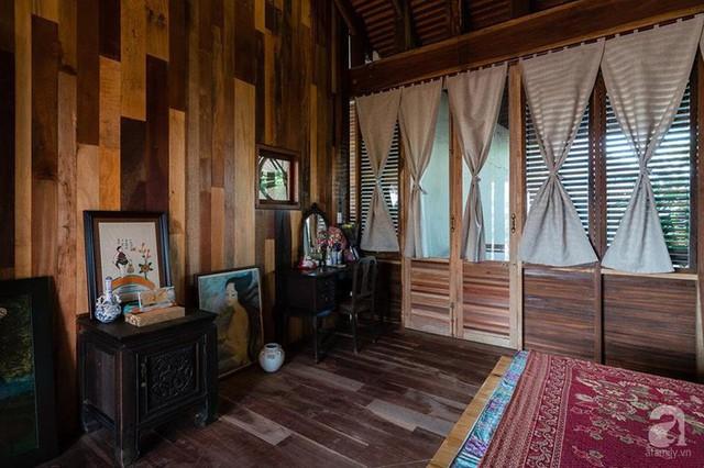 Ngôi nhà gỗ mang hơi thở đồng bằng Bắc Bộ tách biệt tiếng ồn, khói bụi dù xây giữa lòng thành phố Nha Trang - Ảnh 47.