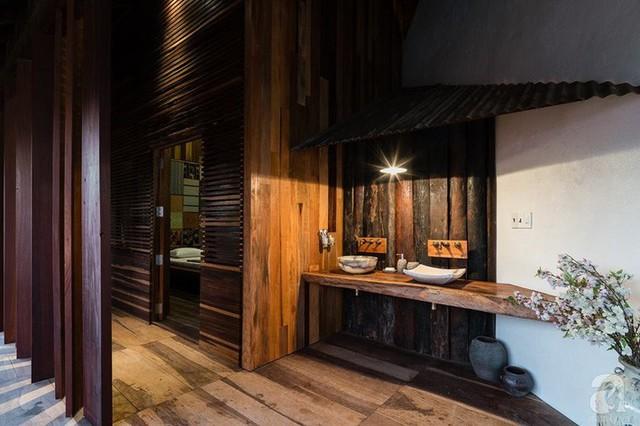 Ngôi nhà gỗ mang hơi thở đồng bằng Bắc Bộ tách biệt tiếng ồn, khói bụi dù xây giữa lòng thành phố Nha Trang - Ảnh 49.