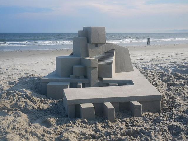 Chùm ảnh: Những tác phẩm nghệ thuật siêu thực nhất của tạo hóa mà con người từng tìm thấy được trên bãi biển - Ảnh 8.