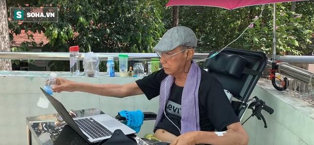 Nghệ sĩ Lê Bình: Tôi cầu xin trời đất cho mình đủ sức làm nốt 3 việc cuối cùng trước khi ra đi - Ảnh 1.