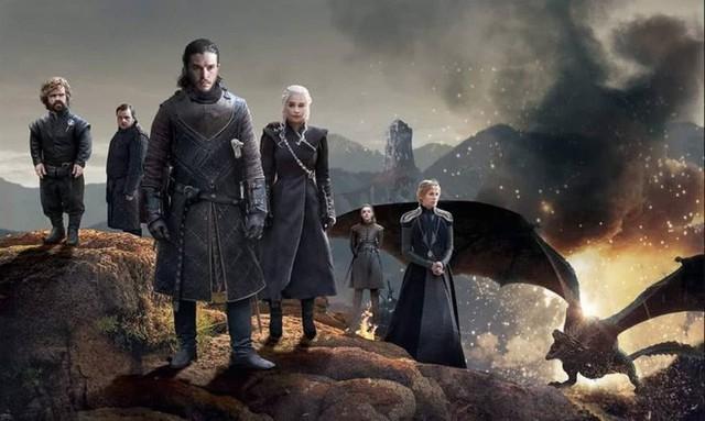 15 con số kỉ lục khó có loạt phim nào bì kịp Game of Thrones - Ảnh 15.