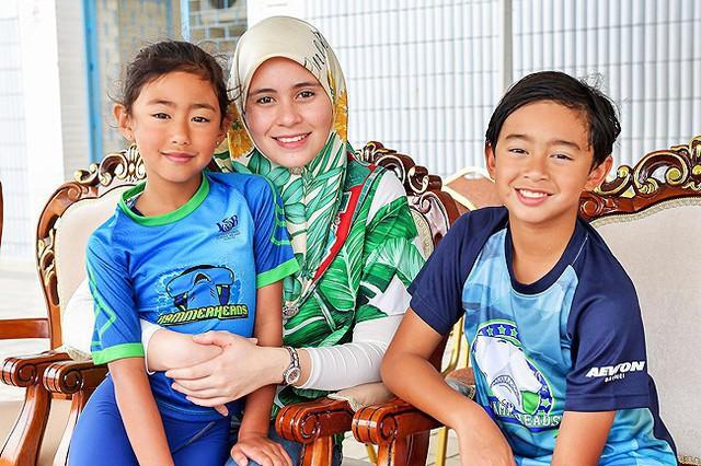 Điều ít biết về người nắm giữ trái tim Thái tử giàu có bậc nhất châu Á: 17 tuổi đã kết hôn, sinh 4 con vẫn được chồng yêu chiều hết mực - Ảnh 5.