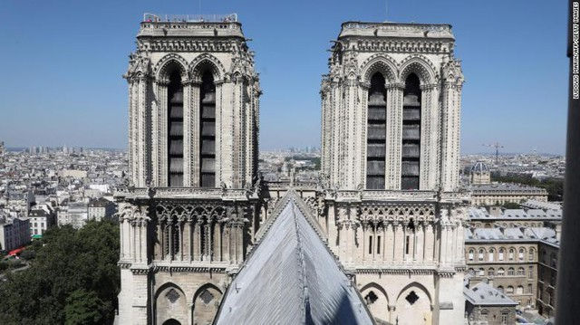 Những bảo vật khiến Nhà thờ Đức Bà Paris là biểu tượng bất diệt trong trái tim người Pháp: Bao nhiêu thứ còn nguyên vẹn sau đám cháy? - Ảnh 2.
